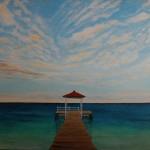 Acrylic painting 18 x 24
