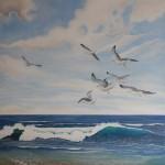 Acrylic painting 30 x 40