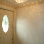 Lusterstone in ceiling & walls