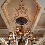 Metallics Ceiling Design