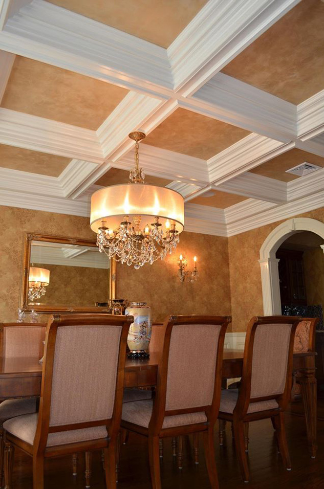 Two Tone Lusterstone Ceiling Jelber S Decorative Arts
