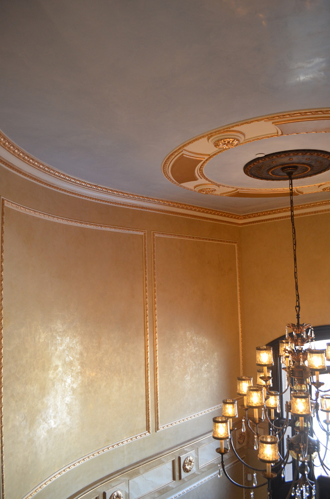Venetian Plaster In Ceiling Amp Walls Jelber S Decorative Arts