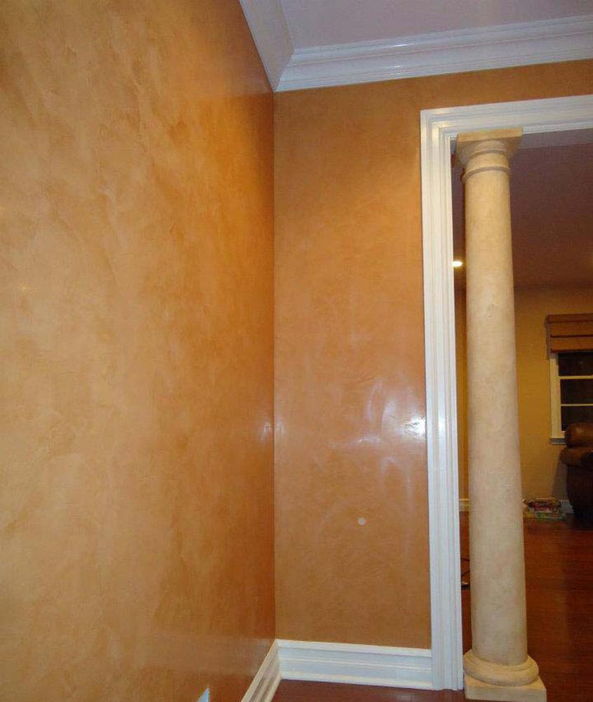 venetian plaster walls tuscany columns jelber 39 s. Black Bedroom Furniture Sets. Home Design Ideas
